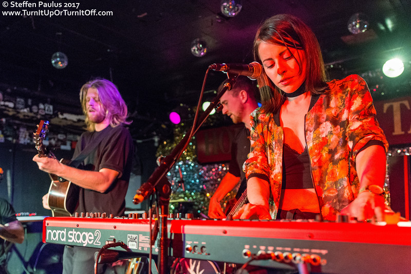 Common Deer @ Horseshoe Tavern, Toronto, ON, Canada, 28-January 2017