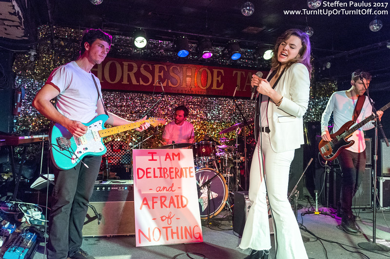 Raven Shields @ Horseshoe Tavern, Toronto, ON, Canada, 28-January 2017