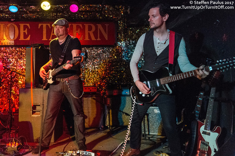 Chuck Prophet And The Mission Express @ Horseshoe Tavern, Toronto, ON, 21-March 2017