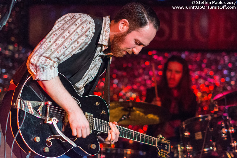 Stan Simon @ Horseshoe Tavern, Toronto, ON, 21-March 2017