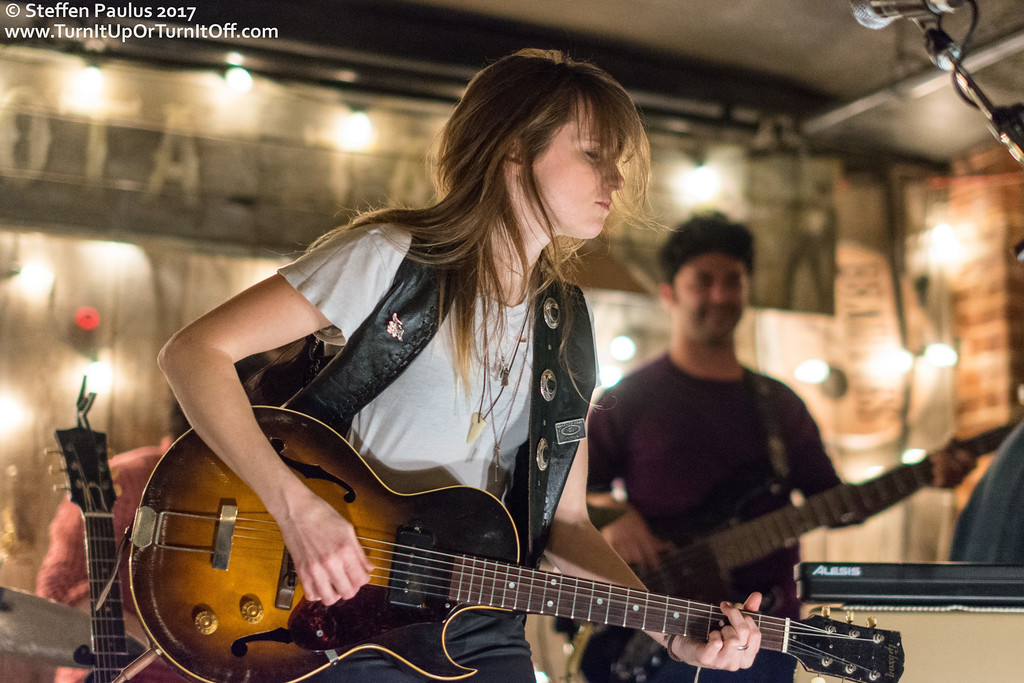 Dani Nash @ Dakota Tavern, Toronto, ON, 25-April 2017