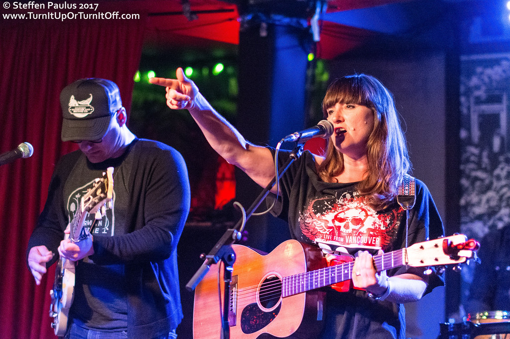 Oh Susanna @ Monarch Tavern, Toronto, ON, 1-June 2017 (early show)