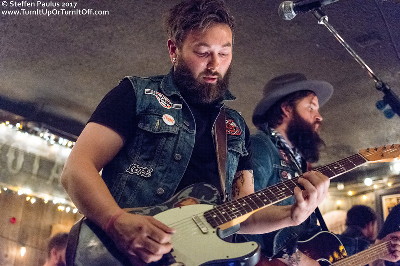 Leeroy Stagger @ Dakota Tavern, Toronto, ON, 8-June 2017