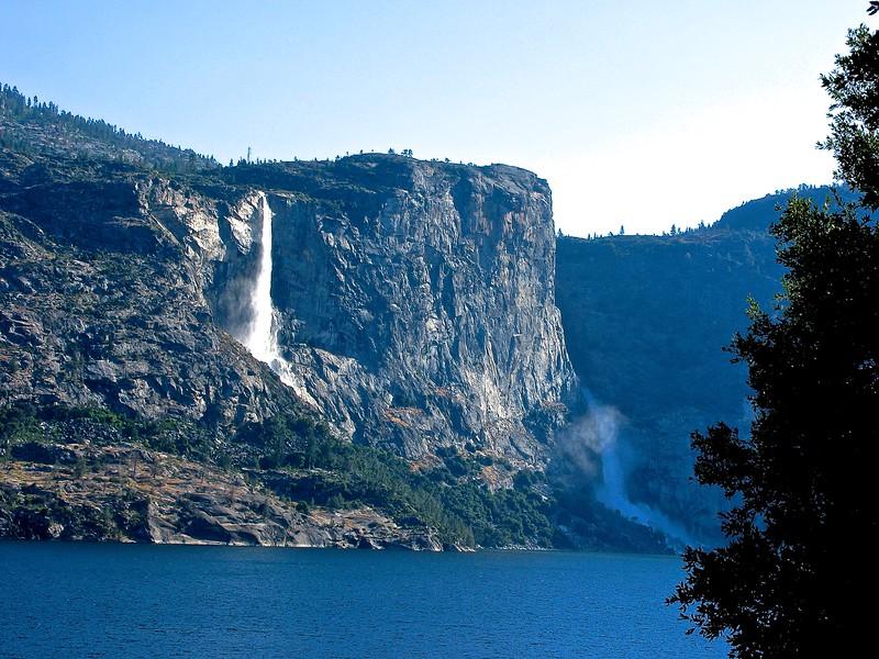 Hetch Hetchy Tueeulala & Wapama Falls