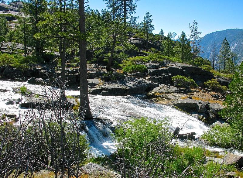 Falls Creek overflow