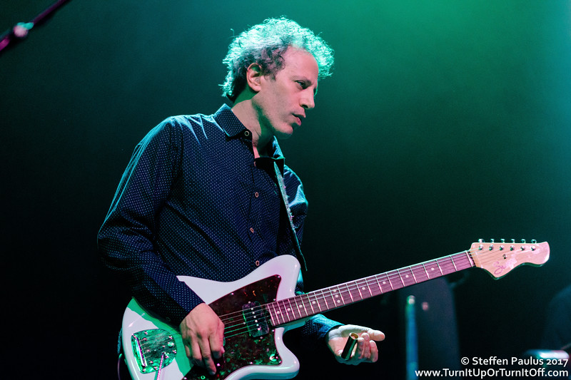 The Dream Syndicate @ Het Depot, Leuven, Belgium, 3-November 2017
