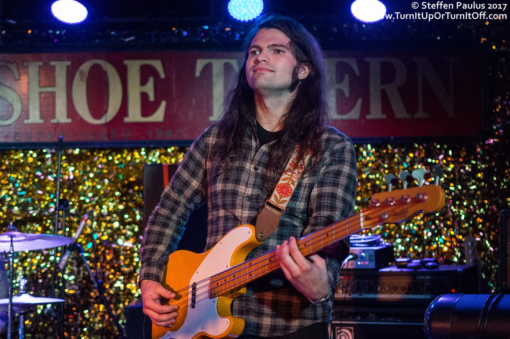 Lilly Hiatt @ Horseshoe Tavern, Toronto, ON, 10-November 2017