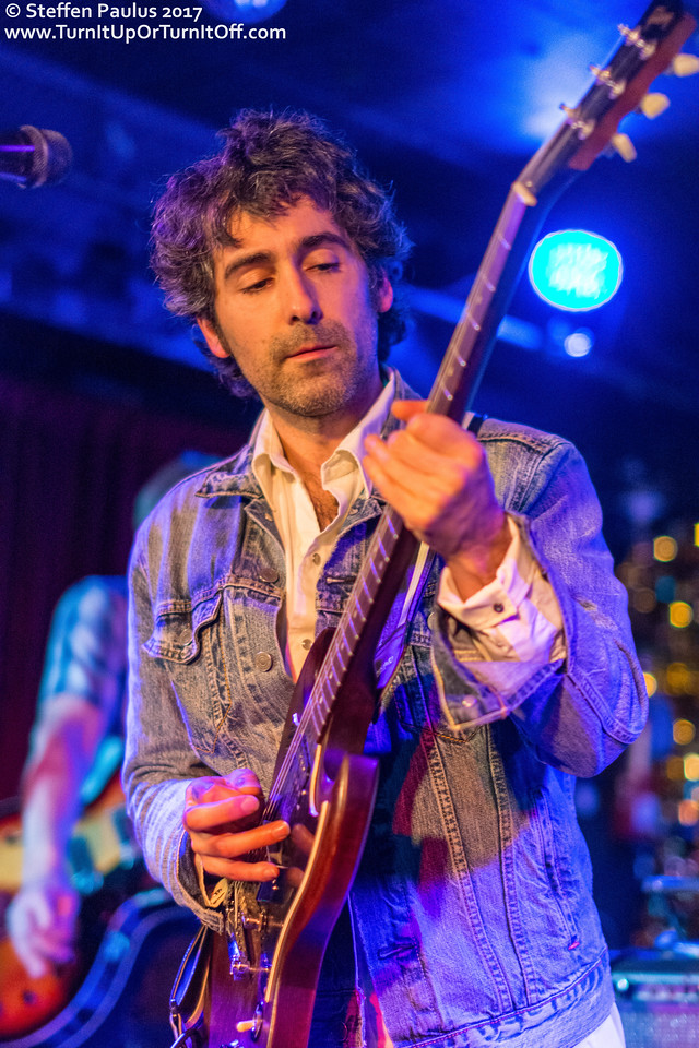Blitzen Trapper @ Horseshoe Tavern, Toronto, ON, 10-November 2017