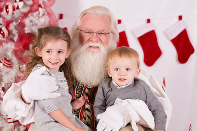 20171117 Santa Pictures