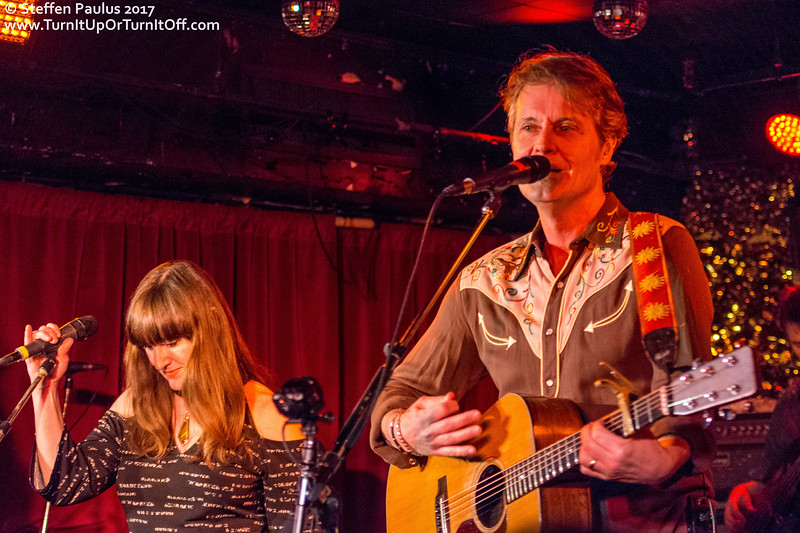 Jim Cuddy Band @ Horseshoe Tavern, Toronto, ON, 17-December 2017
