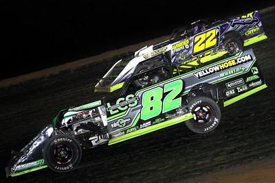Charleston Speedway; 6th Annual Take Em Off 40