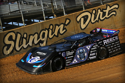 Lawrenceburg Speedway; The Whiskey City 60 for Lucas Oil Late Model Dirt Series