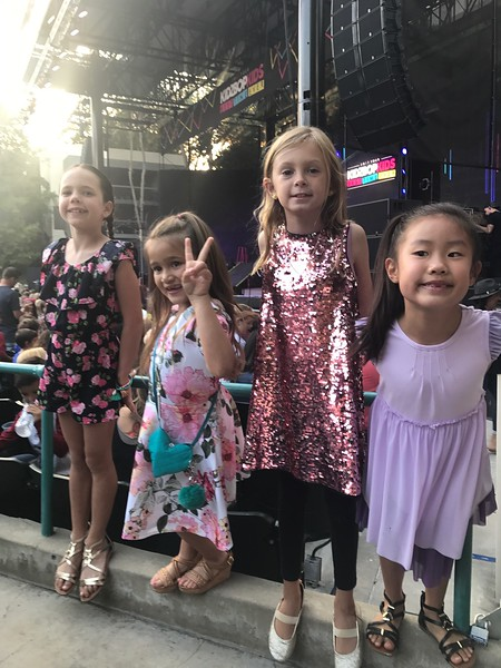 Kidz Bop 34 with Kendall, Camryn, Teagan and Ella