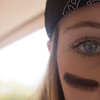 Photoshop2- World in her eyes