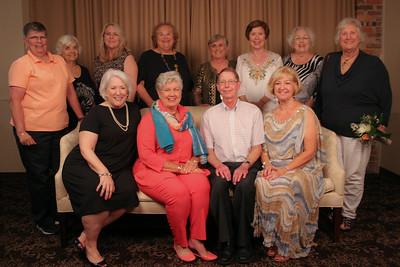 50 Forward Banquet Portraits