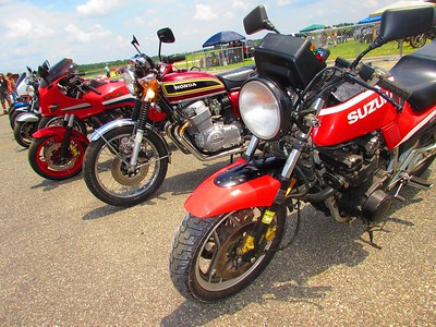 5th Annual AHRMA Vintage Motorcycle Festival & Swap Meet: July 14-16