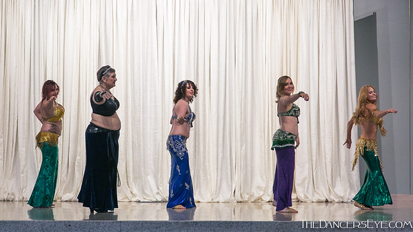 A Thousand and One Nights - An Evening of Middle Eastern Dance