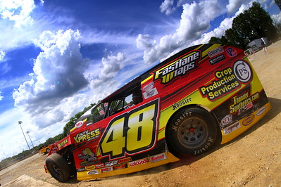 Summit Racing Equipment American Modified Series at Florence Speedway