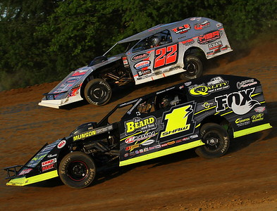Brownstown Speedway; American Modified Series 7-1-17