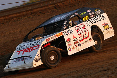 Fayette County Speedway; Summit Racing Equipment American Modified Series 9-3-17