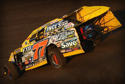 Peoria Speedway; Fall Classic Night Two featuring the Summit Racing Equipment American Modified Series