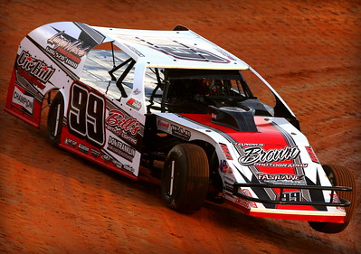 Ponderosa Speedway; Summit Racing Equipment American Modified Series (Only AMS)