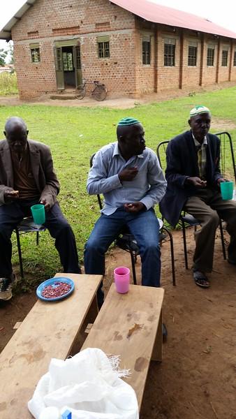 Jacob Guloba, Uganda