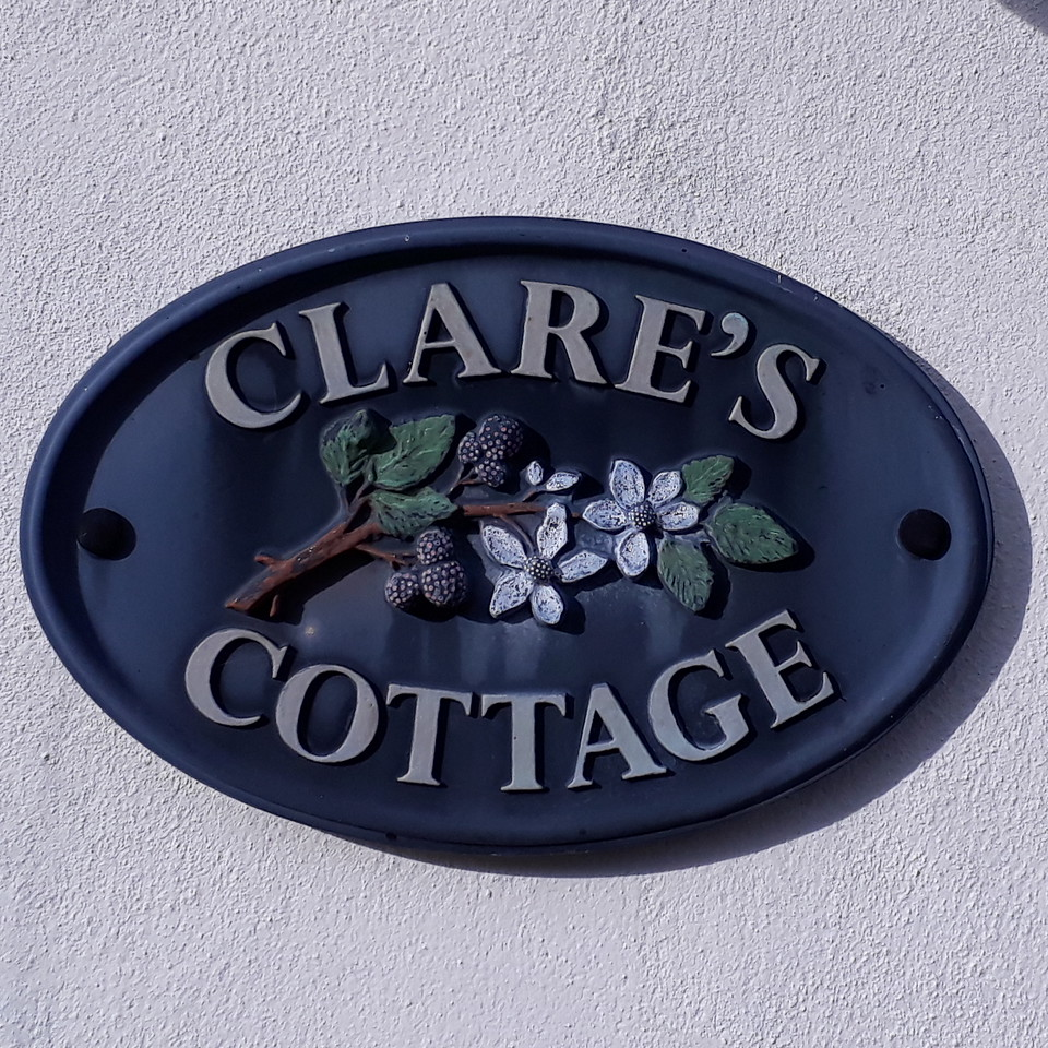 Correct: Clare's Cottage:-)