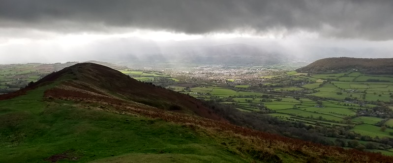 View from Skirrid Fawr