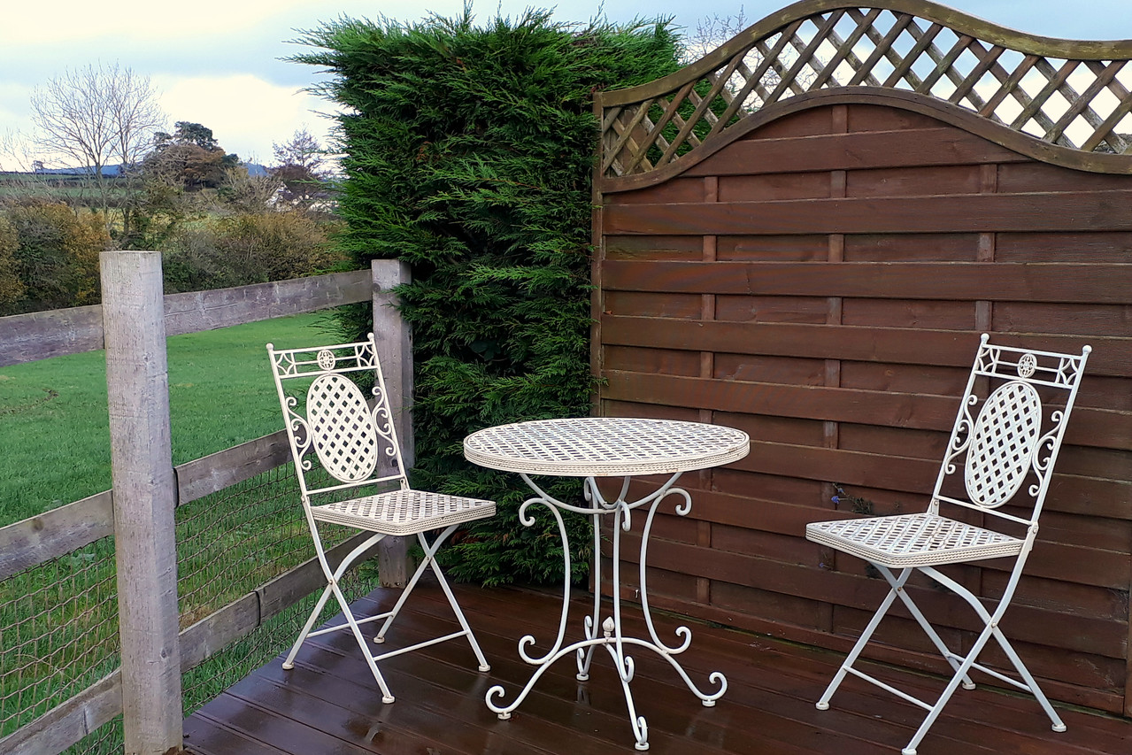 ... decking area ...