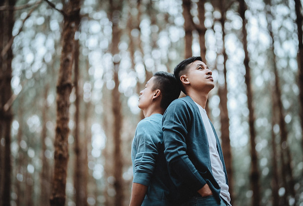 Adrian & Son couple session