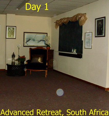 Advanced Retreat, South Africa May 2017
