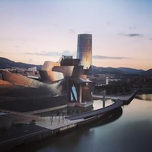 Guggenheim Museum Bilbao-Bridget St. Clair