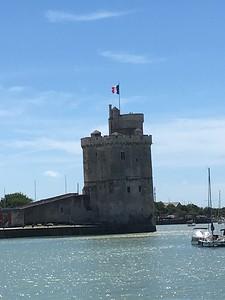 La Rochelle, France-Bridget St. Clair