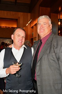 Bob Roberts and Michael Pritchard