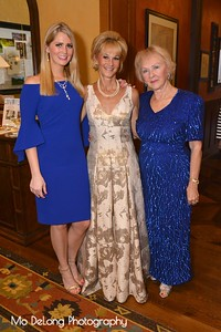 Kristina Victor, Kathleen Woodcock and Patricia Lazor