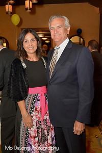 Linda and John Keslake
