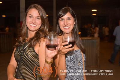 First Coast Magazine: Food & Wine Festival @ Glass Factory - 4.20.17