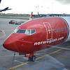 Norwegian Air International Boeing 737-800 EI-FHP at Copenhagen Airport with my flight D82909 to London Gatwick.