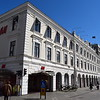 Gustav Adolfs square, Malmo.