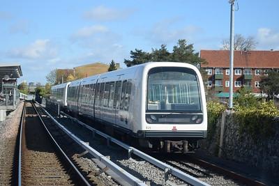 Trams & Metros in Denmark