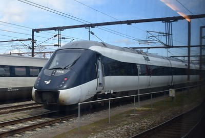 Trains in Denmark