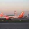 EasyJet Airbus A320 G-EZTC at London Gatwick airport.