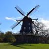 Kungsparken windmill, Malmo.