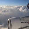 Flying on flight D82909 from Copenhagen to London Gatwick Norwegian Air International Boeing 737-800 EI-FHP.