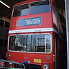 Ribble ECW Bristol VR OCK985K VR385 at the East Anglia Transport Museum.