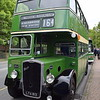 Preserved United Counties ECW bodied Bristol KS LTA813 994 at the Wellingborough running day.