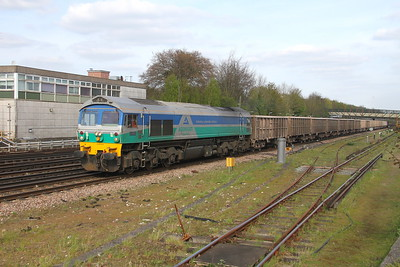 59005 Basingstoke 11/04/17 7V12 Woking to Merehead