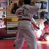 Michael Karate Yellow Belt Test