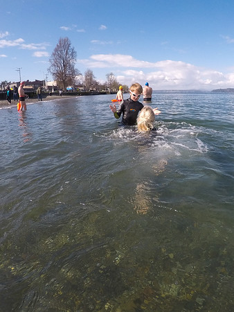 Water temp about 47-48